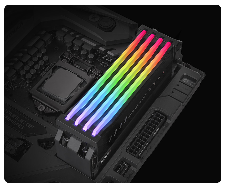 Pacific R1 Plus DDR4 Memory Lighting Kit