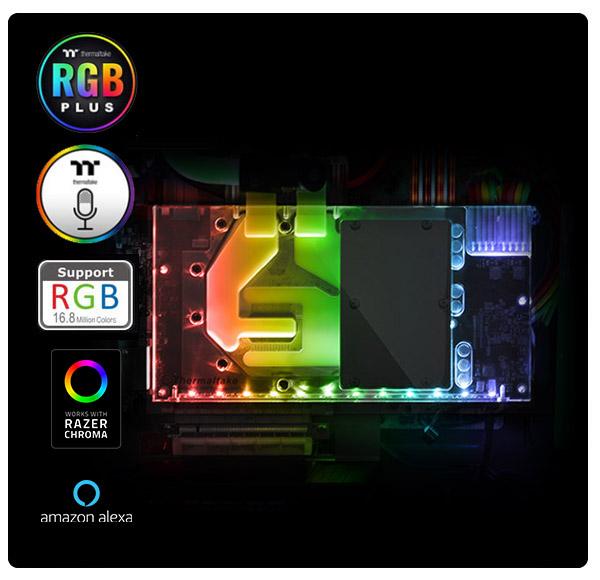 Pacific V-GTX 1080Ti Plus Transparent (MSI GAMING X)