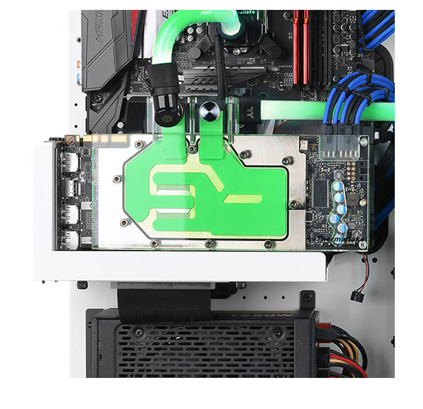 Pacific V-GTX 1080Ti Founders Edition Transparent
